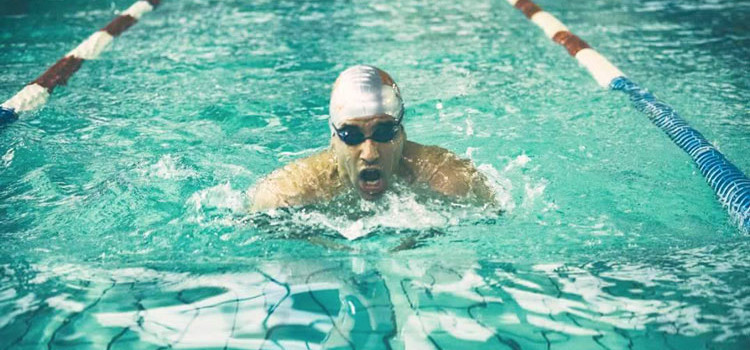 Recchia: 2 ori al 1° Meeting Swimming Paralympic