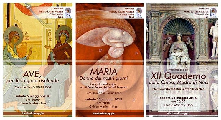 """La Chiesa Madre di Noci dedica l'""""Inno Akathistos"""" alla Madonna della Croce"""