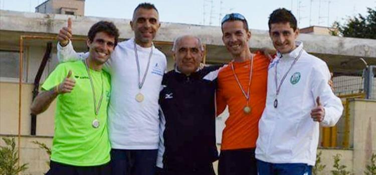 Montedoro protagonista alla maratonina di Villanova. Minerva campione regionale sui 10 mila metri su pista