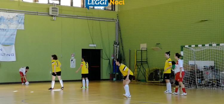 Futsal femminile: il Noci si arrende al Civitanova per 0 – 2