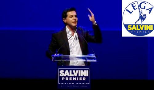 """Amministrative 2018, in campo anche la Lega, Altieri: """"Siamo in positivo contatto con gli alleati"""""""