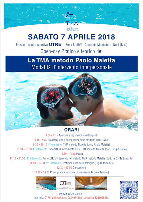 Tma open day alle piscine o3 leggi noci for Acqua per piscine