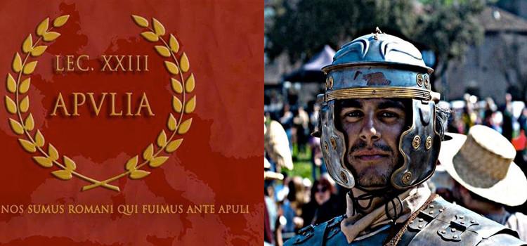 La Puglia al Natale di Roma