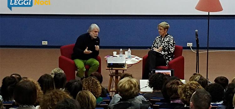 Paolo Crepet ospite a Noci: il vero coraggio di educare i propri figli