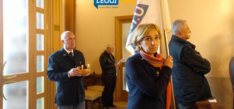 """La """"Lampada Pellegrina"""" a Noci tra gli ammalati dell'Unitalsi"""
