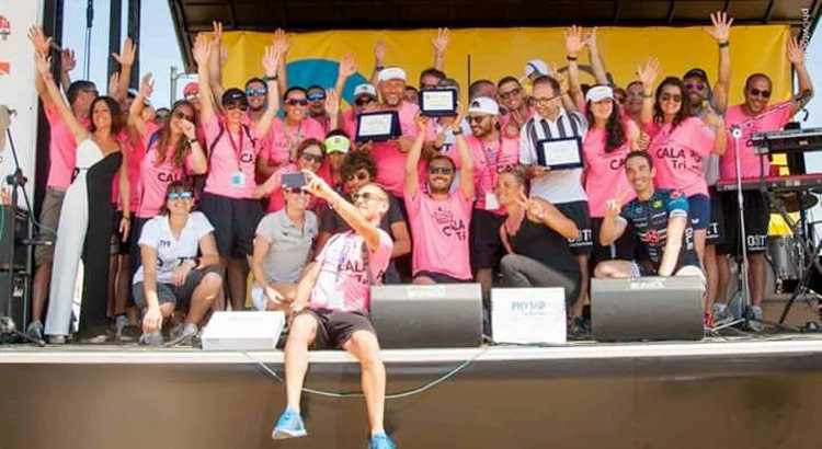 Cala Ponte Triweek 2018: competizione e divertimento nella suggestiva Polignano