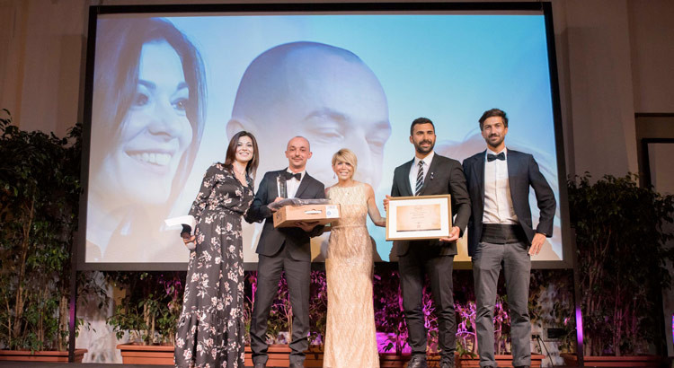 Francesco Laera è Best Chef Innovativo 2018