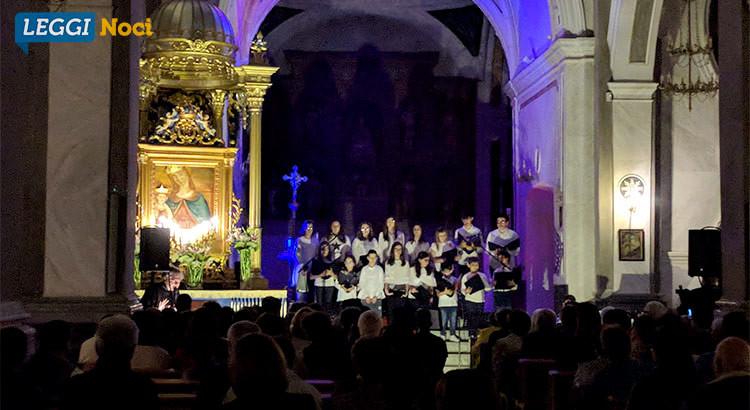 """Emozioni in chiesa Madre per il concerto """"Maria, Donna dei nostri giorni"""""""