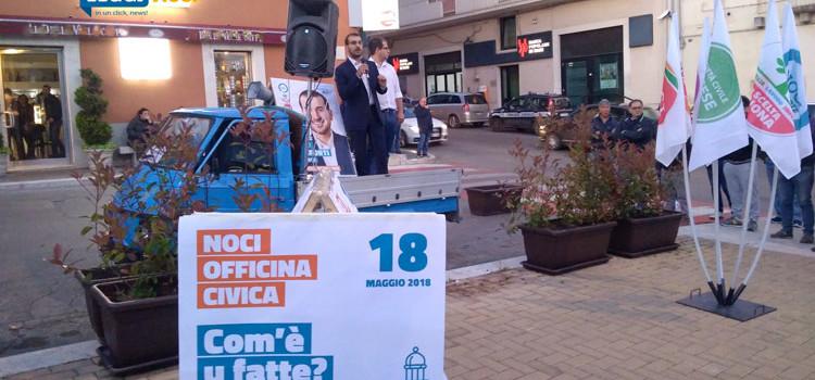 """Com'è u fatte?"": i comizi di quartiere di Paolo Conforti"