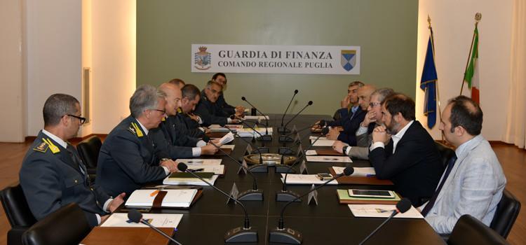Protocollo d'intesa GdiF – Comuni su accertamento fiscale
