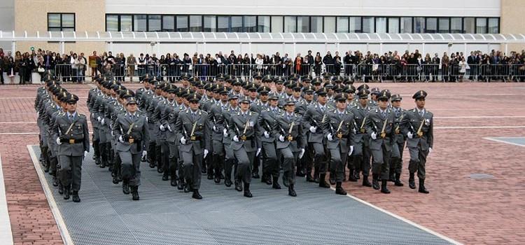 Guardia di Finanza: pubblicato il bando di concorso per il reclutamento di 380 allievi finanzieri