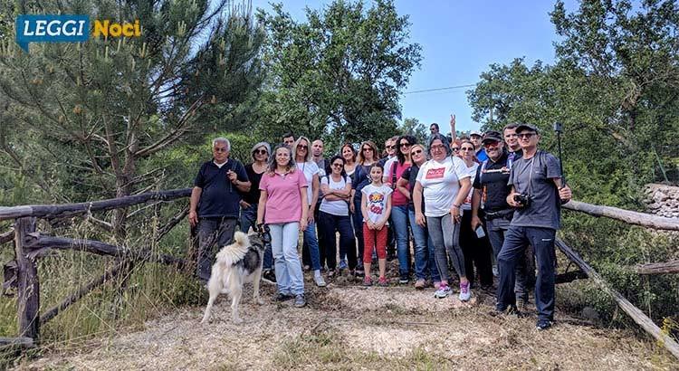 Invasioni Programmate 2018: passeggiata storico-naturalistica alla scoperta di Casaboli