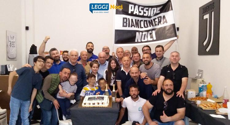"""Lo Juventus Club festeggia i successi della """"Signora"""" e si prepara alla prossima stagione"""