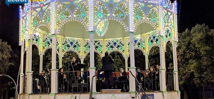 Il concerto della Banda Cittadina per Maria SS. della Croce