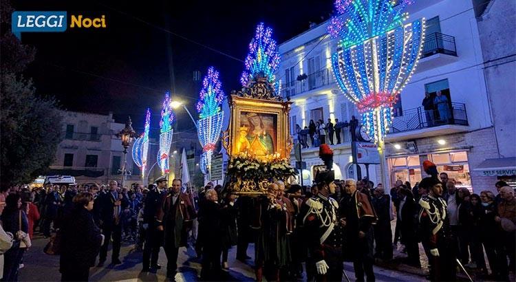 """Maria SS. della Croce: """"festa bagnata, festa fortunata"""""""