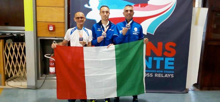 Podismo: Romano e Minerva vicecampioni europei alla mezza maratona di Alicante