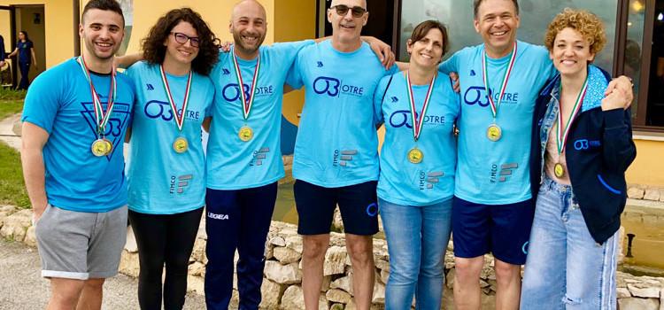 7° Meeting Framaros: 16 medaglie per la Otrè Master
