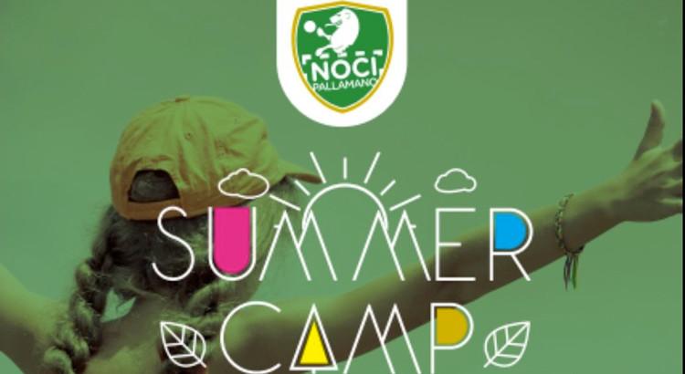 """Pallamano Noci: l'11 giugno parte il """"Summer Camp"""""""