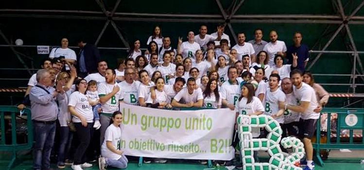 Il triplete da record della Deco Domus Noci: campionato, Coppa Puglia e promozione in B2