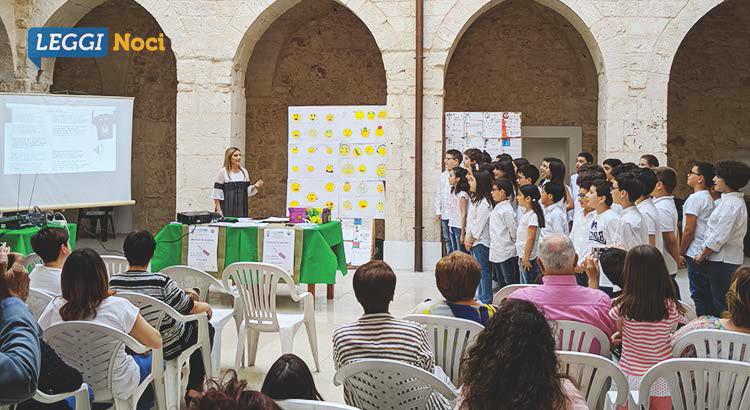 """""""Itinerari di scrittura"""": gli alunni della """"Cappuccini"""" alla scoperta dell'evoluzione del linguaggio"""