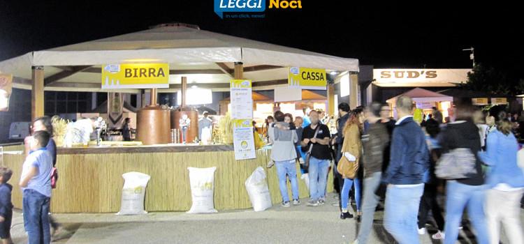 """""""SUD'S Beer Festival"""": tutto pronto per il tradizionale evento brassicolo-gastronomico nocese"""