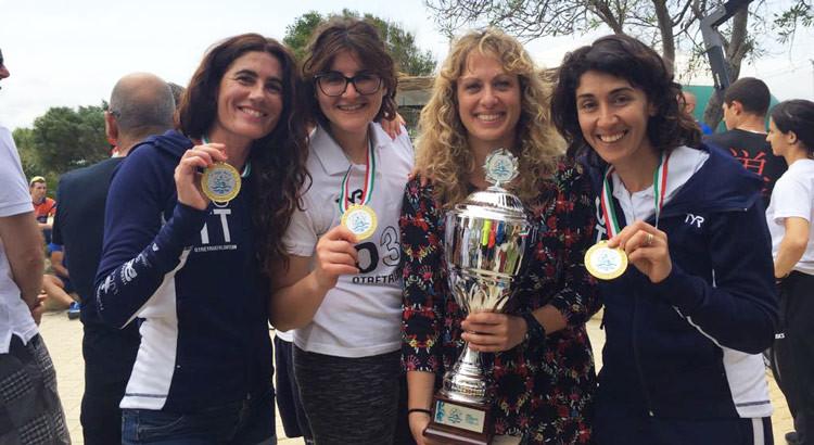 Triathlon: Insalata vince il Paradise Tri, consolidato primo posto societario all'Adriatic Sprint