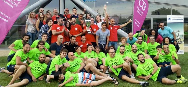 Il CUS Bari bissa il successo dello scorso anno e si aggiudica il 4° Trofeo Otrè