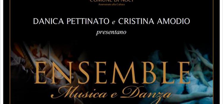 """La Ballet School """"Danica Pettinato"""" presenta """"Ensemble"""" con l'Etoile Cristina Amodio"""
