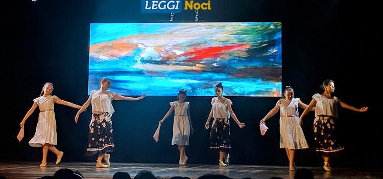 """L'ASD Studio Danza a teatro con """"Il sogno di Barnum"""""""