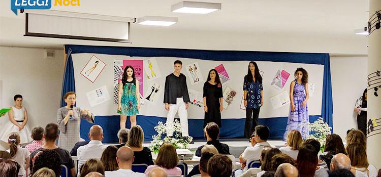 """Fashion Show, sfilata di moda di fine anno all'""""Agherbino"""""""