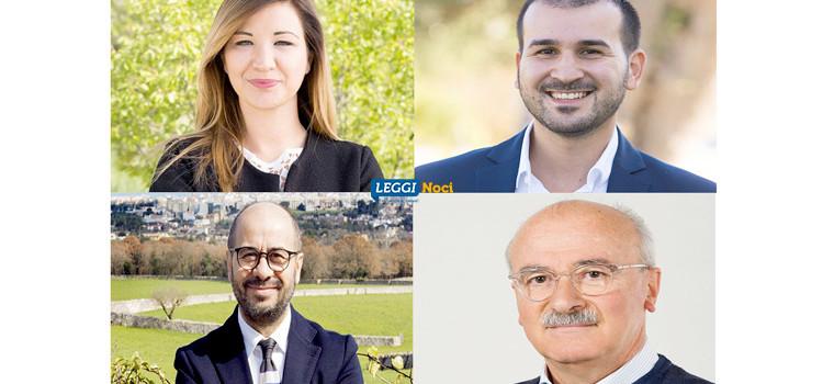 Amministrative 2018: lo scrutinio dei candidati sindaci