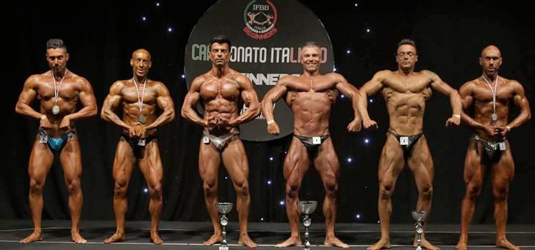 Body Building: Tiziano Loparco è vice campione italiano