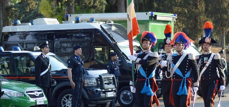L'Arma dei Carabinieri festeggia 204 anni di fondazione