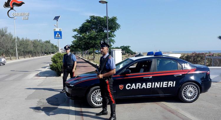 Da Bari a Polignano per rubare in villa, tre arresti