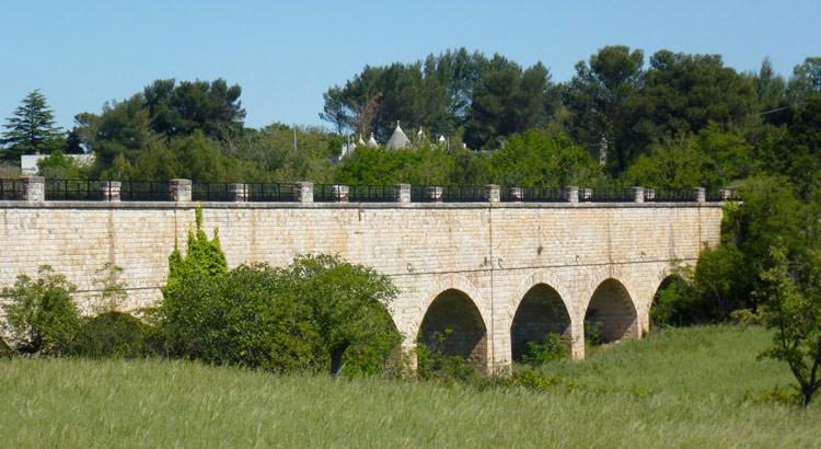 Ciclovia di AqP: completati i lavori nel tratto della Valle d'Itria