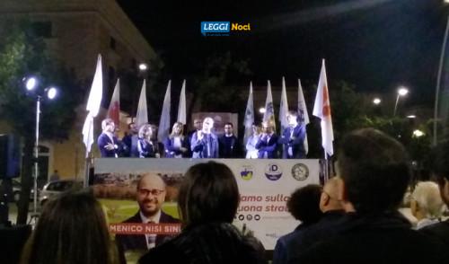 """Domenico Nisi: """"Se questa amministrazione è stata scialba devono dirlo loro"""""""