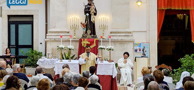 Noci festeggia Sant'Antonio di Padova