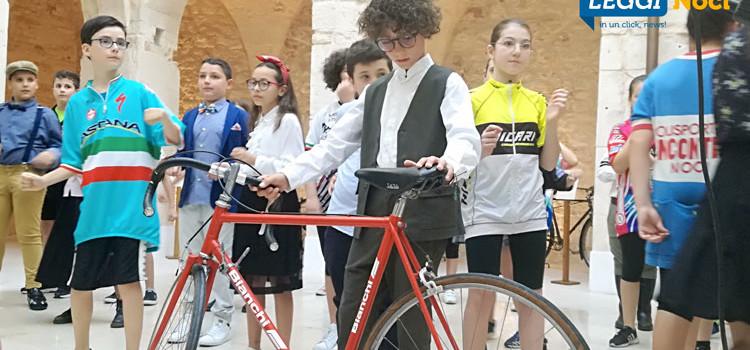 Alla vigilia de La Matta: Bartali e la collezione cicli d'epoca