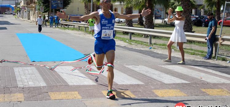Montedoro, primo posto societario al Corripuglia 2018