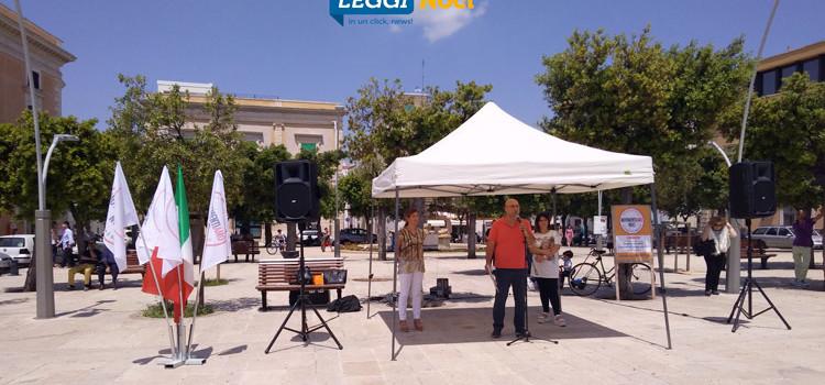 """MovimentiAmo Noci in piazza, Gentile: """"il voto è una responsabilità"""""""