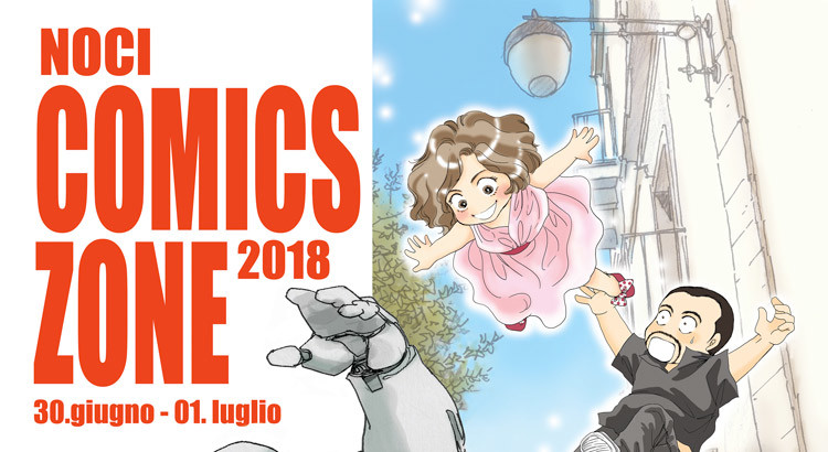 Noci Comics Zone 2018
