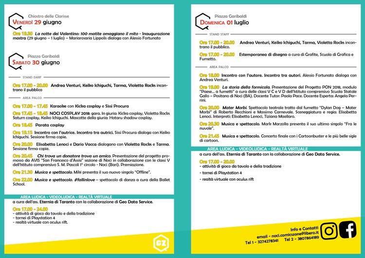 ncz-2018-programma-eventi