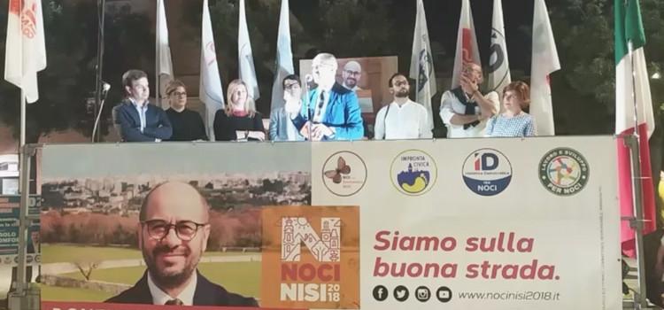 """Domenico Nisi: """"quando il tempo delle parole finisce arriva il tempo delle mazzate"""""""