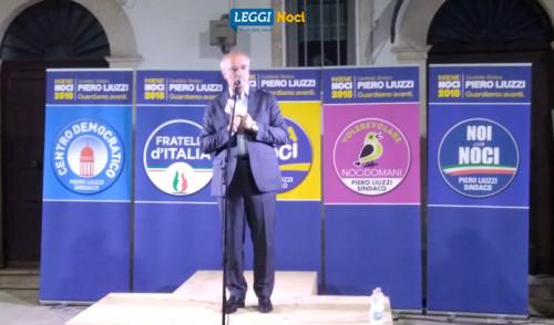 """Liuzzi: """"bisogna sconfiggere la mediocrità dell'amministrazione Nisi"""""""