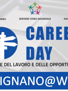 """Career Day """"Putignano@WORK"""" – Salone del Lavoro e delle Opportunità"""