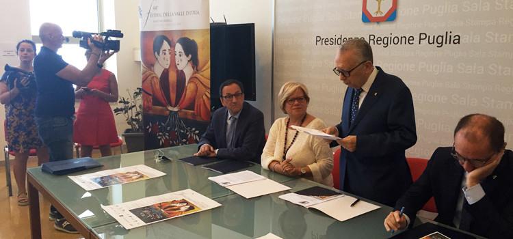 Presentato il programma della 44^ edizione del Festival della Valle d'Itria