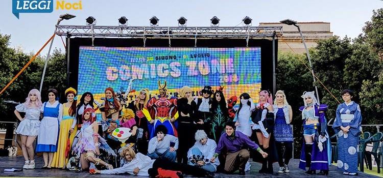 Noci Comics Zone 2018: il racconto della sesta edizione del festival nocese del fumetto
