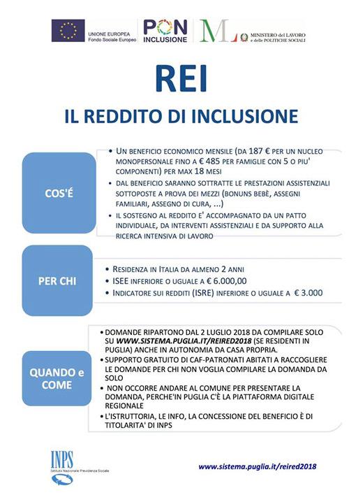 REI-regolamento