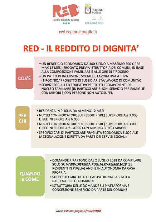 ReD-regolamento