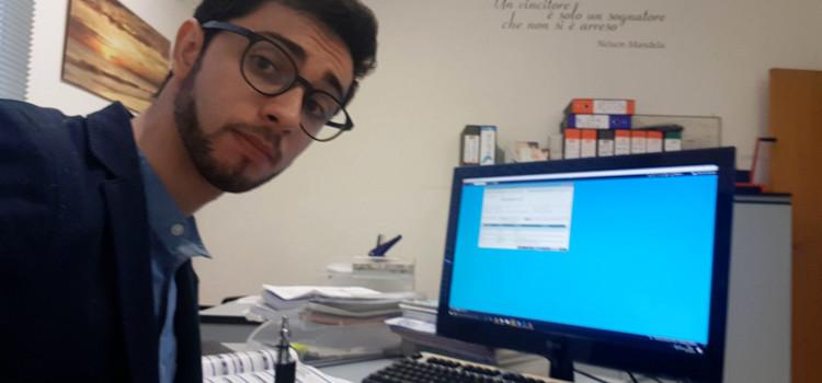 Apulia Promo Shop, il giovane Liuzzi accorcia le distanze tra aziende e clienti